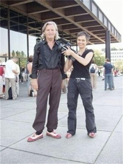 Gerd Conradt, Daniela Schulz